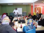 Dr Jamil consult with SWANLeaders